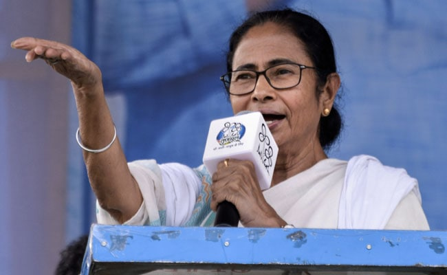 'Exit Poll Gossip,' Scoffs Mamata Banerjee As Predictions Favour BJP