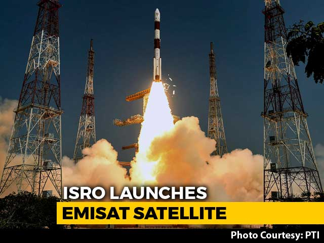 Video : ISRO Launches Satellite To Locate Enemy Radar, Days After Mission Shakti