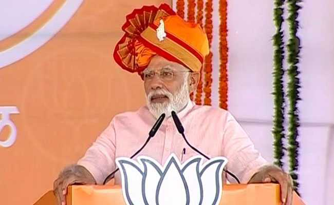'This Election Is Between Nation First Or Family': PM Modi In Karnataka
