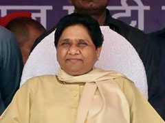 """Learn From BSP"": Mayawati Tries To Discipline Samajwadi Workers At Rally"