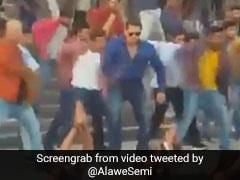 सलमान खान की अपकमिंग फिल्म दबंग 3 का शूटिंग का वीडियो हुआ वायरल, फैन्स ने कुछ यूं दिया रिएक्शन