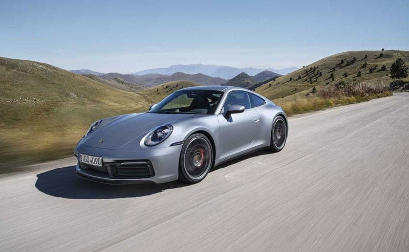 2019 Porsche 911 India Launch Highlights: Price, Images, Specifications, Features