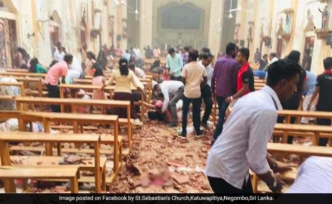 Easter Day bombs kill 138 in attacks on Sri Lankan churches, hotels
