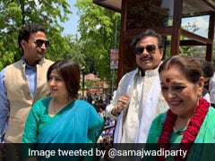 """Has Not Resigned From RSS"": Congress Leader's Dig At Shatrughan Sinha"