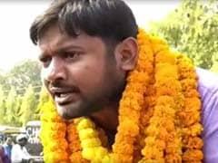 Elections 2019: Kanhaiya Kumar Shown Black Flags; Supporters, Begusarai Locals Clash