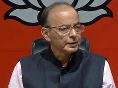 कांग्रेस के मैनिफेस्टो पर BJP का हमला, अरुण जेटली बोले- घोषणा पत्र में किए गए वादे खतरनाक