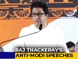 Video : At Maharashtra Rally, Raj Thackeray 'Fact-Checks' PM Modi's Statement