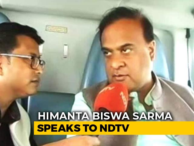Video : Will Himanta Biswa Sarma Deliver Northeast For BJP?