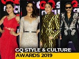Video : Exclusive: GQ Style & Culture Awards