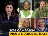 Video: Insults, Abuses, Hate: 2019 Political Discourse In Free Fall?