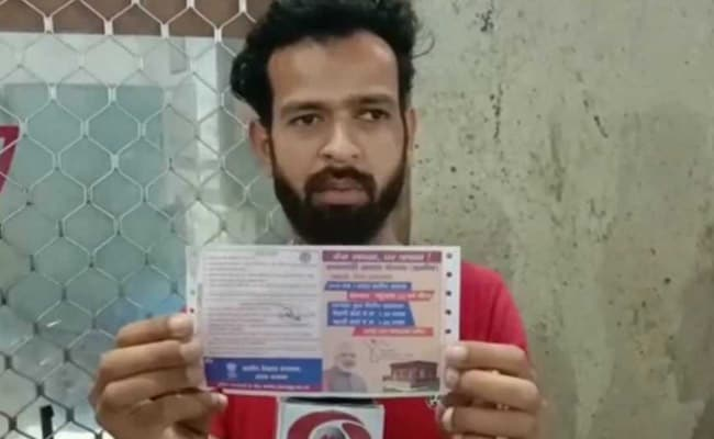 'Rebuked When I Flagged Train Ticket With PM's Photo,' Alleges Passenger
