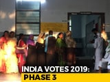 Video : India Votes In Biggest Round Of Polls Today