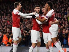 Arsenal, Chelsea Put One Foot In Europa League Semis