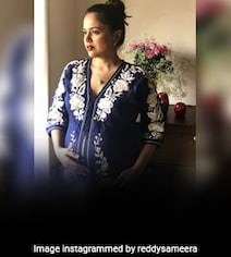 Couldn't Recognise Myself: Sameera Reddy On Being A 'Mess' Post-Pregnancy