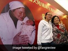 चीन की पहली टेस्ट ट्यूब बेबी ने दिया बेटे को जन्म, खूबसूरत फोटो हुई वायरल