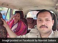 बाइक से उछल दूर जा गिरी पत्नी, पति को नहीं रहा 'होश',  पुलिस ने 5 किमी तक पीछा किया और...