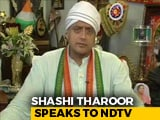 Video : BJP May Do Better Than Left, Shashi Tharoor Tells NDTV On Kerala Fight