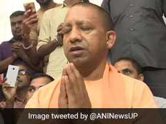 Yogi Adityanath, Banned From Campaigning, Stays In Pics With Temple Visit