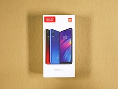 Redmi 7 Unboxing And First Look