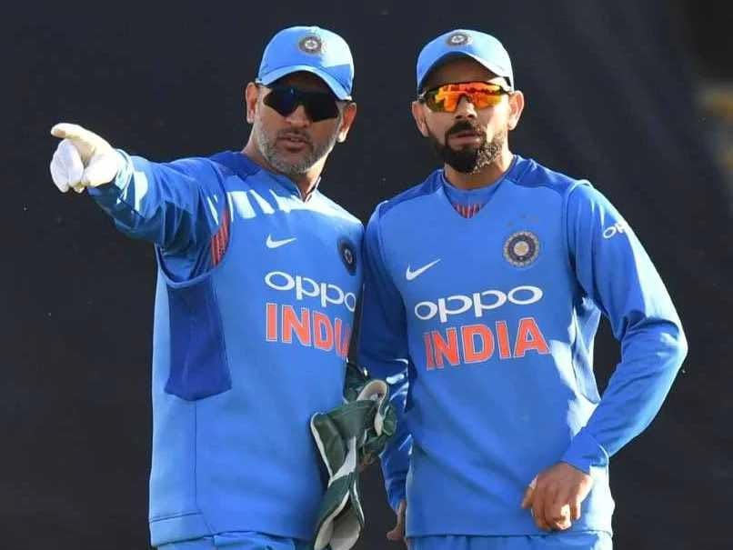 MS Dhoni Best At Reading Match Situation, Fortunate To Have Him Behind The Stumps: Virat Kohli