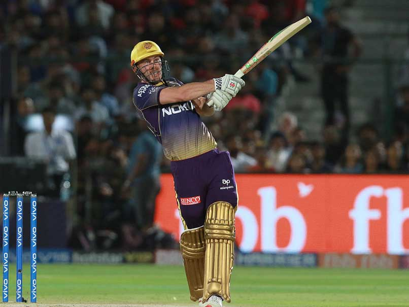 IPL 2019: Kolkata Knight Riders Crush Rajasthan Royals By 8 Wickets To Go Top Of The Table