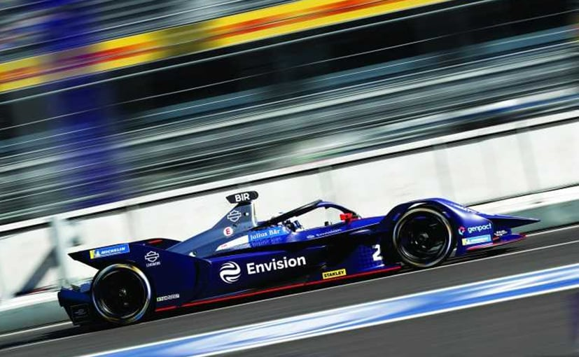 Formula E: Harley-Davidson Partners With Envision Virgin Racing Team