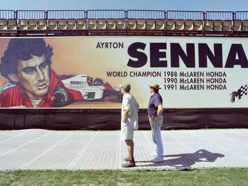 "Ayrton Senna: Brazil Mourns ""Superhero"" 25 Years After His Death"