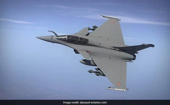 First Rafale Jet To Be Delivered To India In September: French Minister