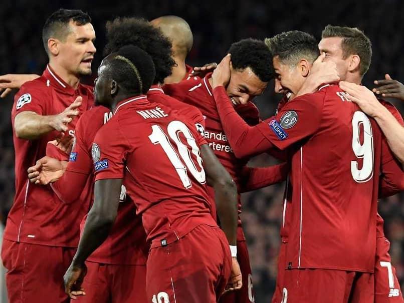 Liverpool Ease Past Porto To Close On Champions League Semis
