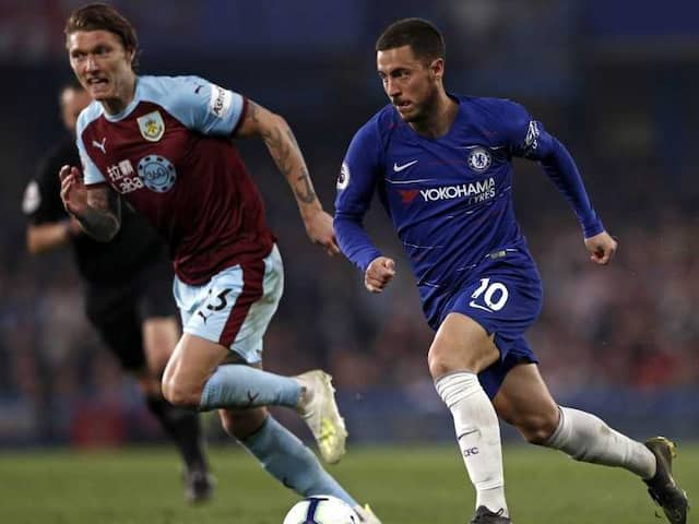 Premier League: Chelsea Up To Fourth After Frustrating Burnley Draw