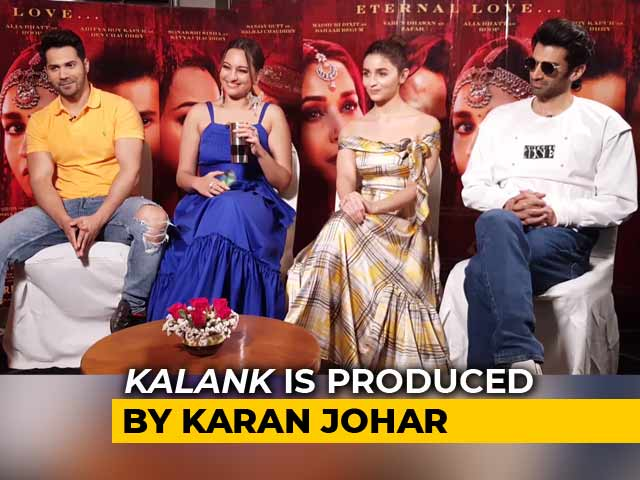 Spotlight: Team Kalank On The Film, Co-Stars Sanjay Dutt & Madhuri Dixit, & More