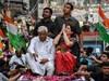 'விளம்பரத்திற்காக மட்டுமே திட்டங்களை அறிவிக்கிறது பாஜக ': பிரியங்கா காந்தி கடும் தாக்கு!!