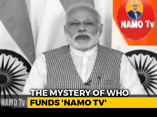"Video : NaMo TV ""Doesn't Need Go-Ahead"", Say Government Sources"