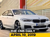 BMW 620d Launched, Land Rover Velar, MG Hector eZS