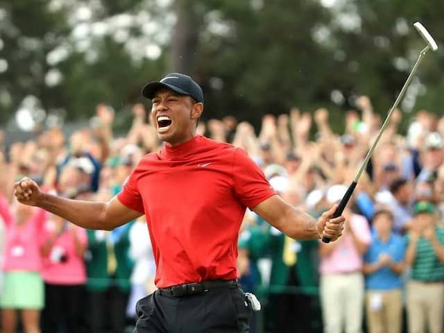 Tiger Woods Wins The Masters For 15th Major Title