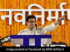 मौसम  विभाग के खिलाफ अफवाह फैलाने का मामला दर्ज करना चाहिए : राज ठाकरे