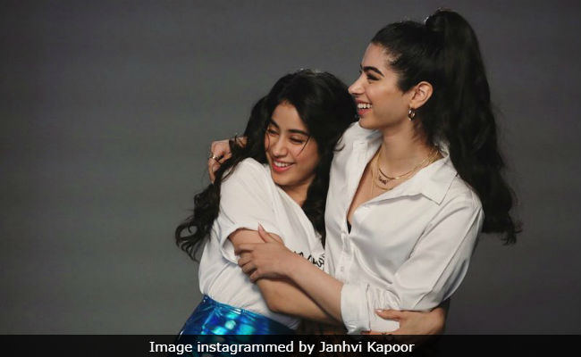 Janhvi Kapoor Confirms Sister Khushi Will Study Film In US: 'I'm Getting Palpitations'