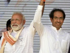 "BJP Manifesto Gets ""200 Out Of 100 Marks"" From Ally Shiv Sena"
