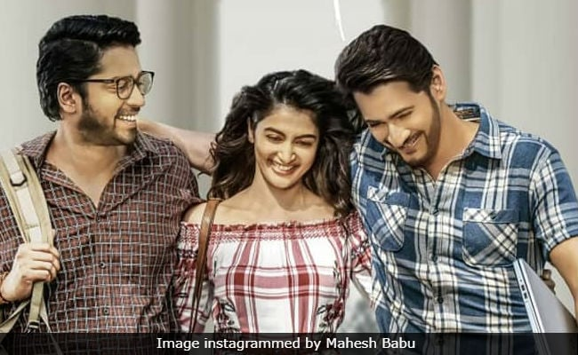 Maharshi: Mahesh Babu Reveals Teaser Release Date. Bonus - A New Poster