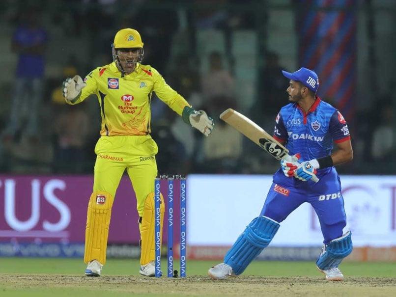 IPL - Chennai Super Kings v Delhi Capitals
