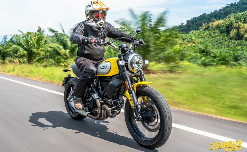 The Ducati Scrambler gets updated for 2019 and now gets cornering ABS as standard