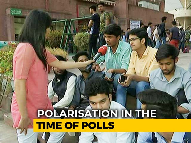 """Video : """"Huge Generation Gap Between Us"""", Say Youth About Politicians"""