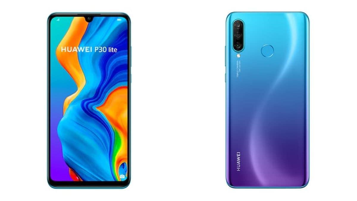 Huawei P30 Lite हुआ भारत में बिक्री के लिए उपलब्ध, जानें दाम और स्पेसिफिकेशन