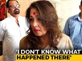 "Video : ""No Bed Tea..."": Moon Moon Sen On Why She Was Unaware Of Asansol Violence"