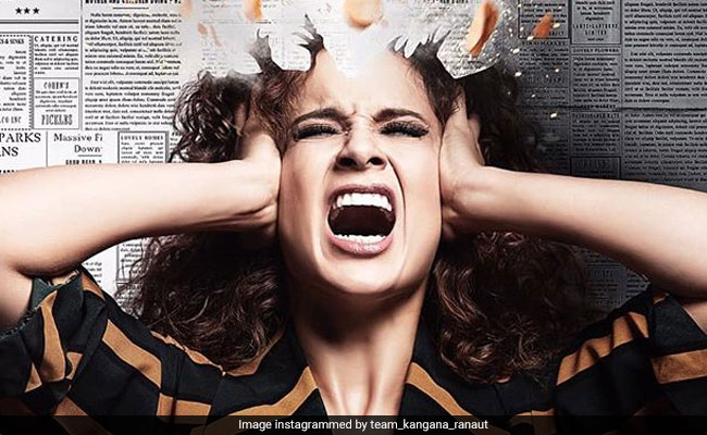 Kangana Ranaut Says Everyone Will Be 'Proud' Of Mental Hai Kya After Appeal Against Title