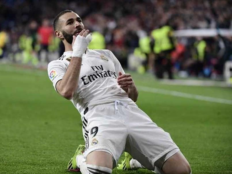 La Liga: Karim Benzema Saves Real Madrid Blushes With Late Huesca Winner