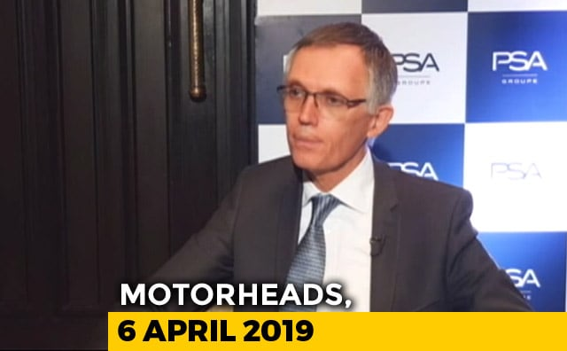 Video : In Conversation With Carlos Tavares, Chairman, Groupe PSA