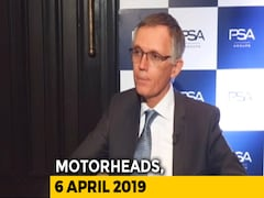 Video: In Conversation With Carlos Tavares, Chairman, Groupe PSA