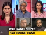 Video : Rs 1,500 Crore Cash, Gold, Liquor Seized: Black Money Rules Elections?