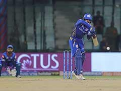 IPL Live Score, DC vs MI IPL Score: Mumbai Indians Lose Rohit Sharma, Ben Cutting In Quick Succession
